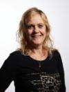 Portrætbillede af afdelingsleder Karin Lage