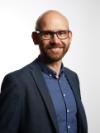 Portrætbillede af afdelingsleder Martin Mølgaard Ravn